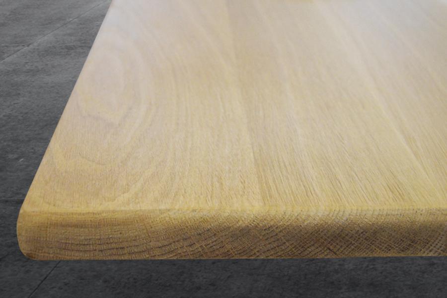 Tischplatte eiche  Tischplatte aus Eiche - XIII.art